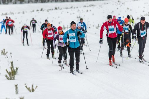 Ensi vuonna hiihdetään 20. helkuuta. Kuva: Teemu Ojapalo / Bullseye Photography