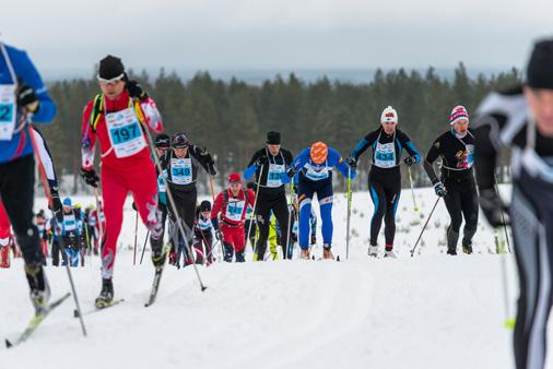 Jämi42 hiihdetään taas ensi helmikuussa. Kuva: Teemu Ojapalo / Bullseye photography