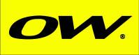 OW logo black text yellow bg