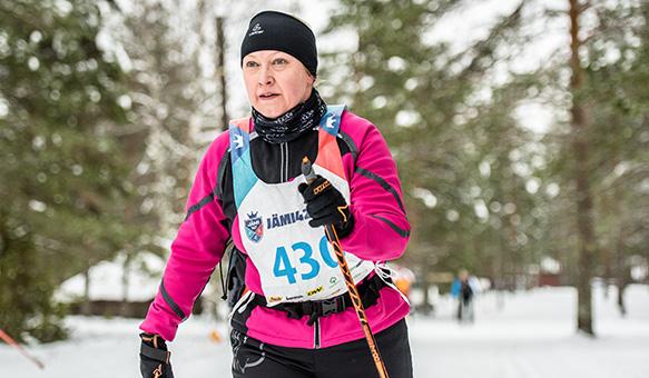 Electrofitin Simo-Viljami Ojanen on suunnitellut harjoitusohjelmat kohti Jämi42:ta. Kuva: Bullseye photography / Teemu Ojapalo