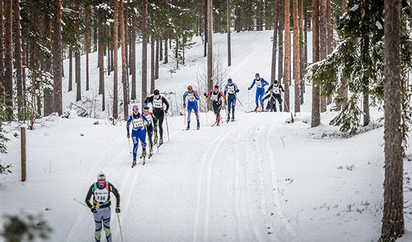 Jämi42:ta ei pystytä hiihtämään 18.2. Kuva: Teemu Ojapalo / Bullseye photography