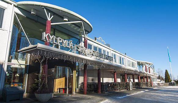 Ikaalsiten Kylpylä isännöi Jämi84:ää vuonna 2017.