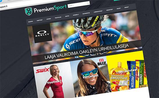 Premiumsport.fi palvelee Jämi84:ssä