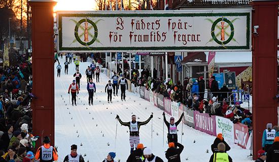 Jämi42 on Vasaloppetin luokittelutapahtuma. Kuva: Ulf Plamen/Vasaloppet